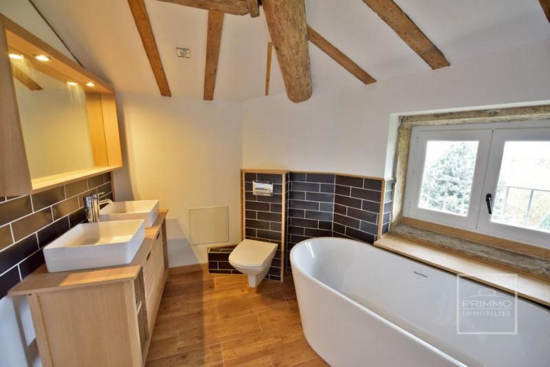 Vente maison / villa Saint didier au mont d or 480000€ - Photo 9