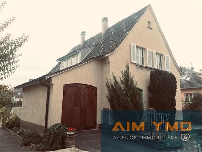 Venta  casa Colmar 337500€ - Fotografía 2