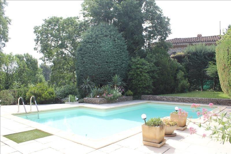 Vente maison / villa Villeneuve les avignon 439000€ - Photo 1