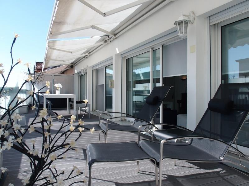 Deluxe sale apartment Annemasse 450000€ - Picture 2