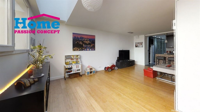 Sale apartment Nanterre 380000€ - Picture 3