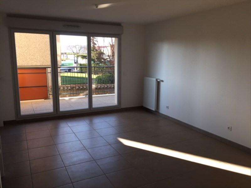Rental apartment Pierre benite 726€ CC - Picture 1