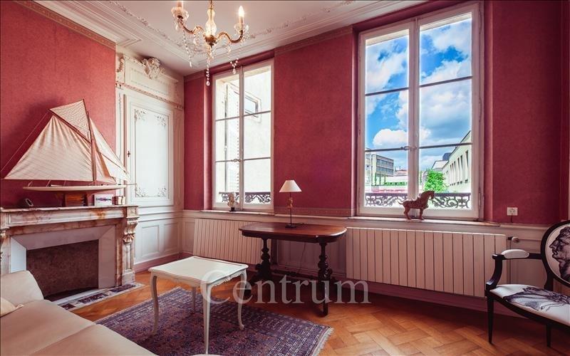 Revenda apartamento Metz 265000€ - Fotografia 1