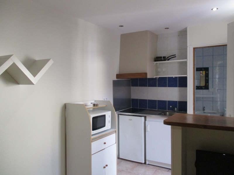 Rental apartment Nimes 310€ CC - Picture 1
