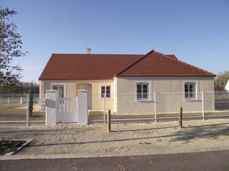 Location maison / villa Villefargeau 992€ CC - Photo 2