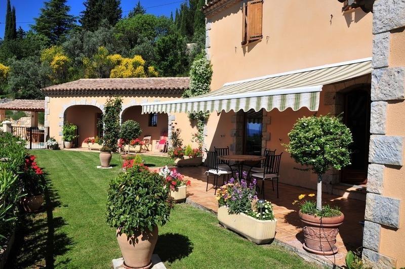 Revenda residencial de prestígio casa Seillans 895000€ - Fotografia 16