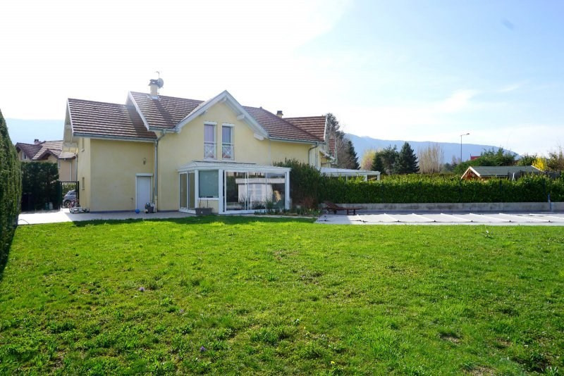 Vente maison / villa Neydens 539000€ - Photo 2