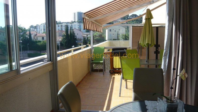 Life annuity apartment Toulon 42 500€ - Picture 9