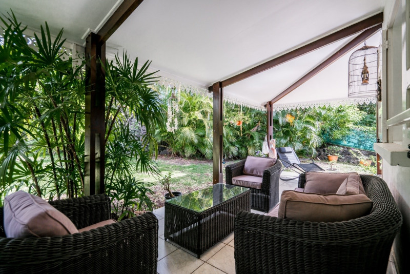 Alquiler vacaciones  casa Sainte clotilde 570€ - Fotografía 1