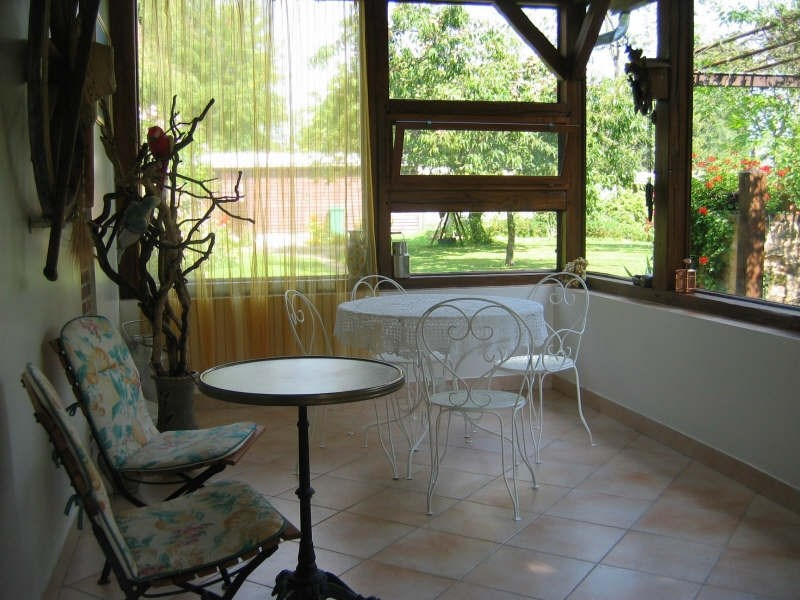 Sale house / villa St martin sur ouanne 234000€ - Picture 4