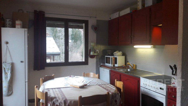 Vendita appartamento Saint gervais les bains 175000€ - Fotografia 2