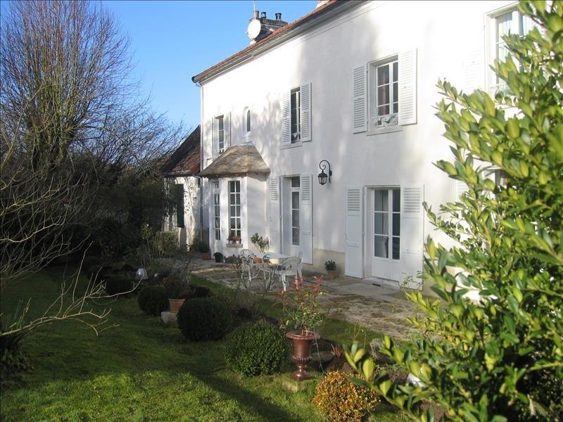 Vente de prestige maison / villa Brueil en vexin 630000€ - Photo 1