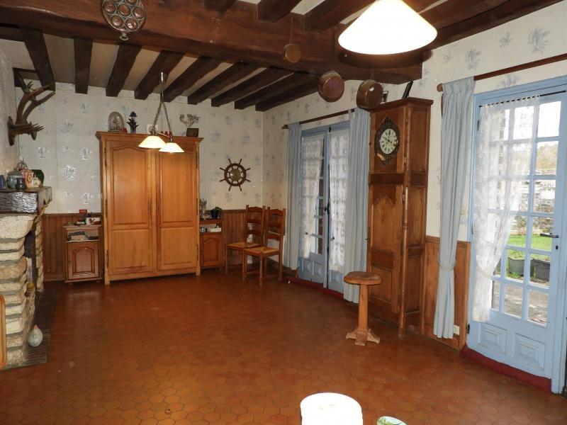 Revenda casa Le mesnil simon 184000€ - Fotografia 3