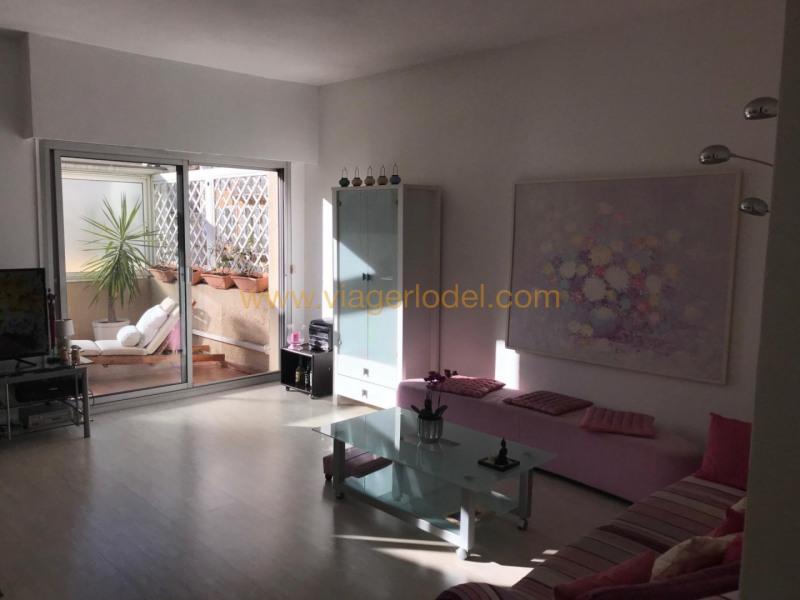 Lijfrente  appartement Nice 125000€ - Foto 9