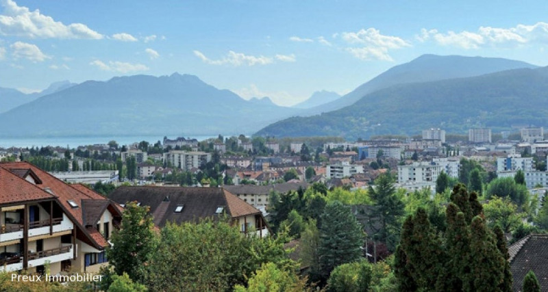 Vente appartement Annecy le vieux 408 000€ - Photo 1