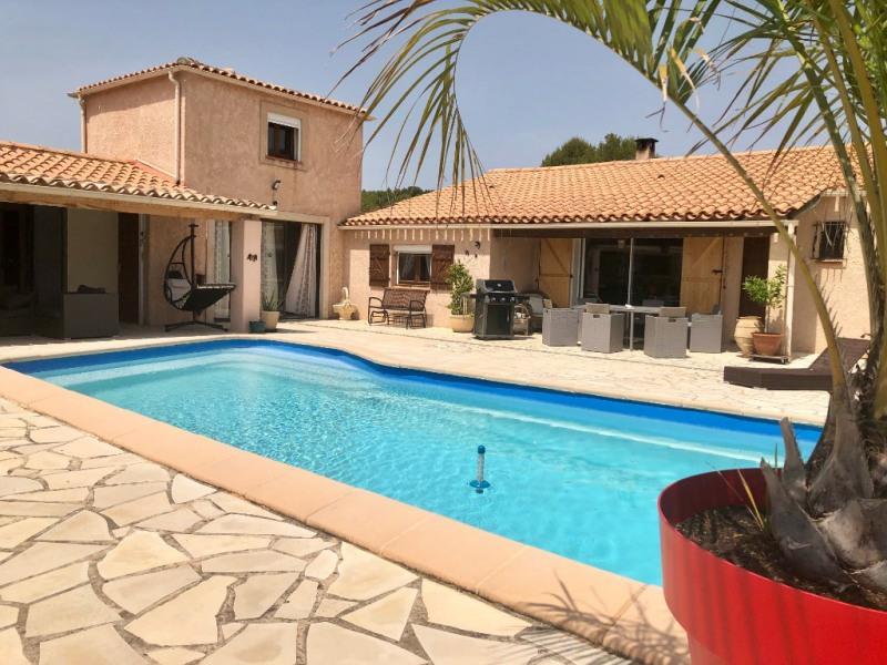 Deluxe sale house / villa Lambesc 749000€ - Picture 2