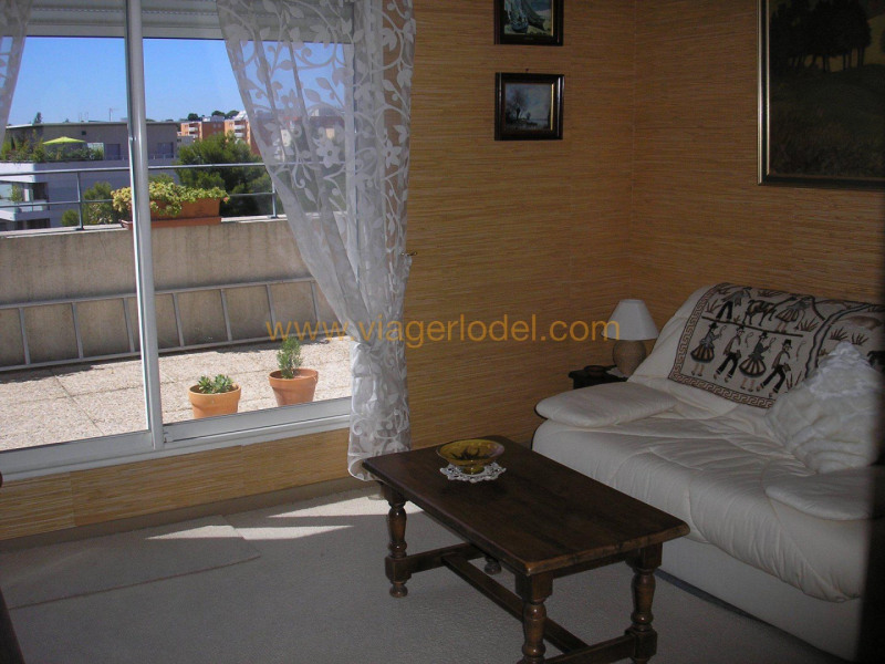 Viager appartement Montpellier 150000€ - Photo 4