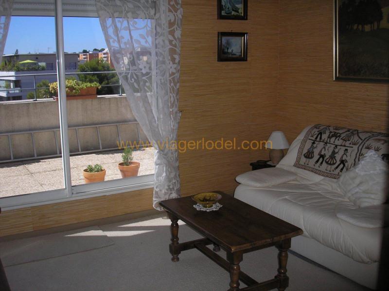 Vendita nell' vitalizio di vita appartamento Montpellier 150000€ - Fotografia 4