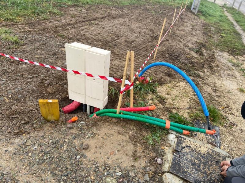 Verkoop  stukken grond Nogent le roi 64000€ - Foto 2