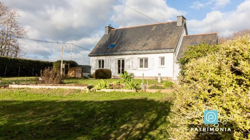 Vente maison / villa Clohars carnoet 270400€ - Photo 1