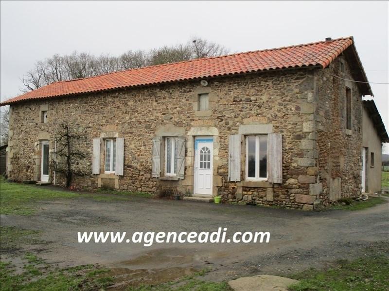 Vente maison / villa Vasles 176800€ - Photo 1