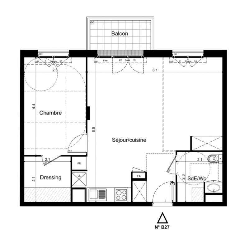 Venta  apartamento Plaisir 245000€ - Fotografía 3