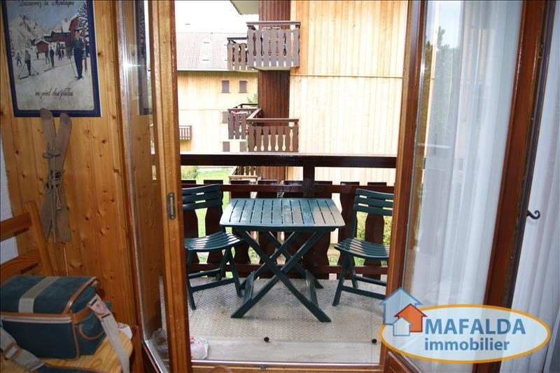Location appartement Mont saxonnex 450€ CC - Photo 5