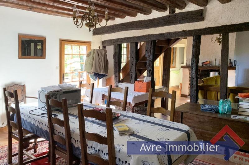 Vente maison / villa Verneuil d'avre et d'iton 123000€ - Photo 3