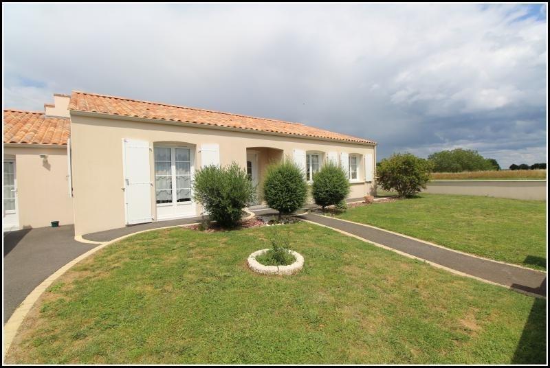 Vente maison / villa Marans 210000€ - Photo 1