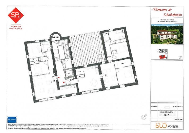 Sale apartment Saint didier au mont d'or 455000€ - Picture 3