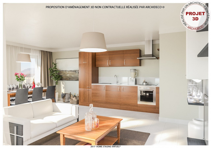 Sale apartment Grenoble 175 000€ - Picture 6