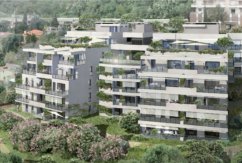 Vente appartement Beausoleil 474000€ - Photo 1