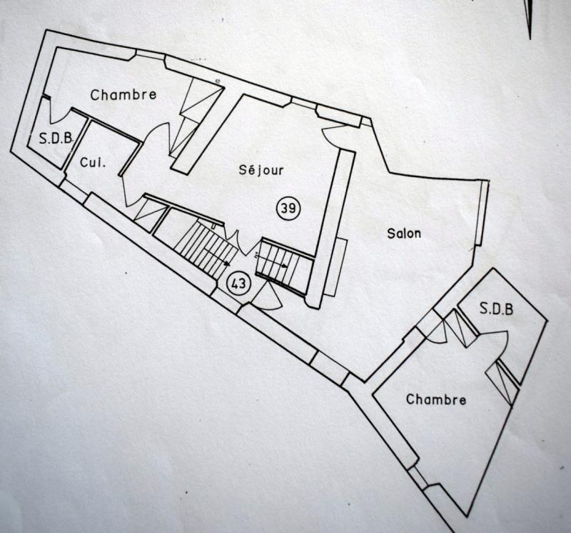 Vendita appartamento Seillans 169000€ - Fotografia 3