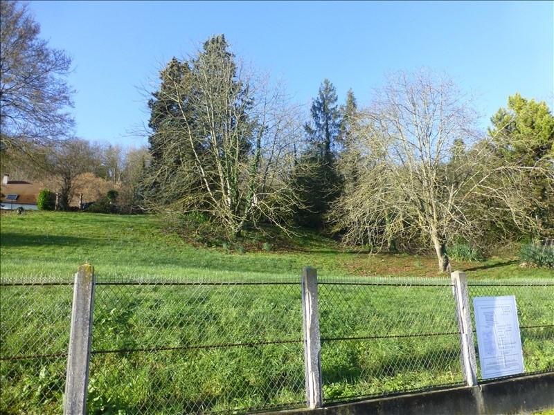 Vendita terreno Villennes sur seine 240000€ - Fotografia 2