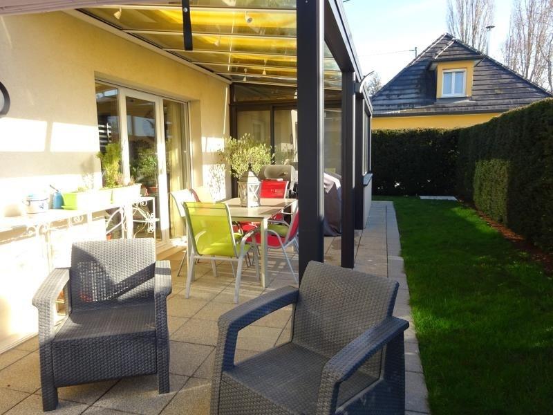 Sale house / villa Lutterbach 362000€ - Picture 2