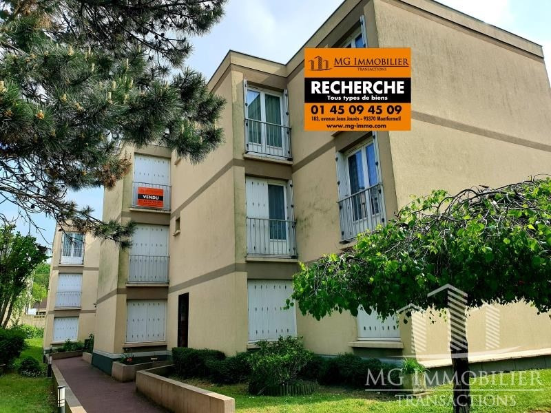 Vente appartement Livry gargan 156 000€ - Photo 1