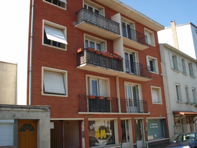 Sale building Toulouse 849 500€ - Picture 1