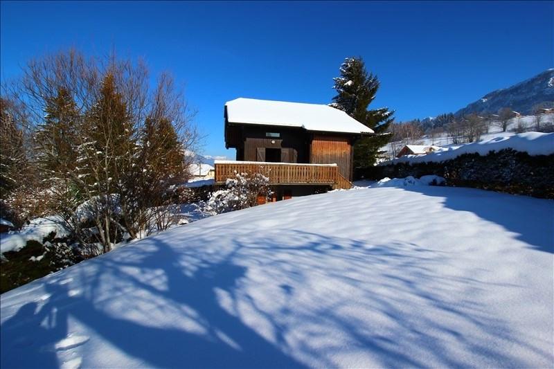 Sale house / villa St sixt 369000€ - Picture 2