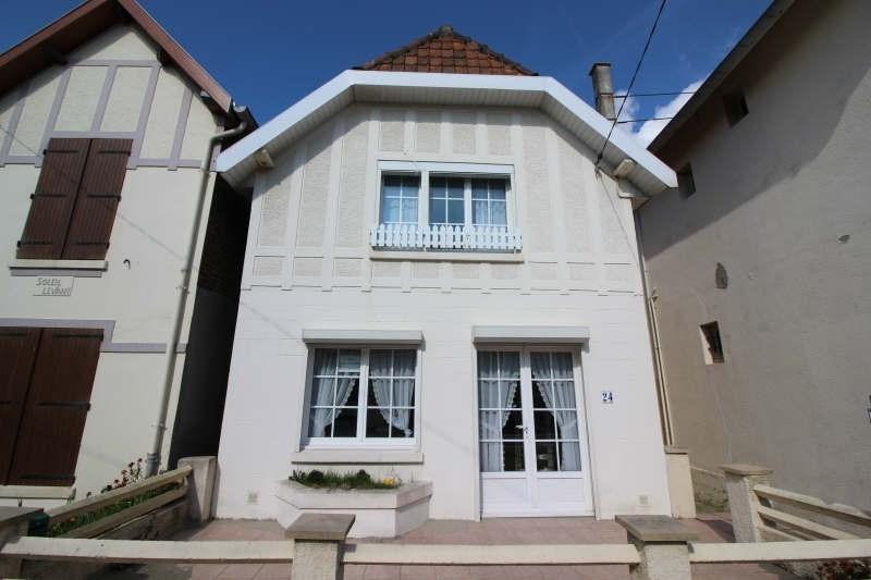 Vente maison / villa Quend plage les pins 165500€ - Photo 1