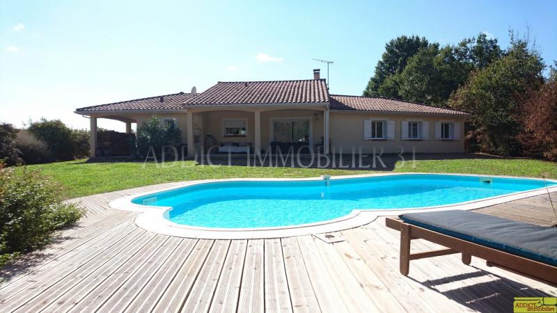 Vente maison / villa Secteur lavaur 345000€ - Photo 1