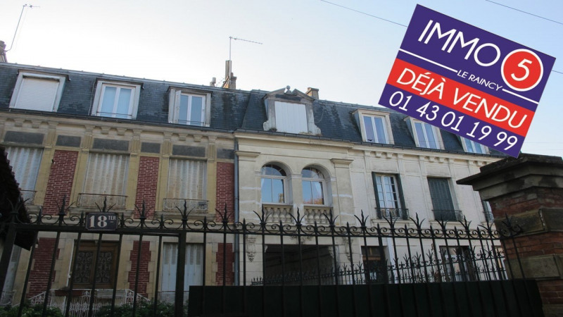 Vente appartement Le raincy 232 000€ - Photo 1