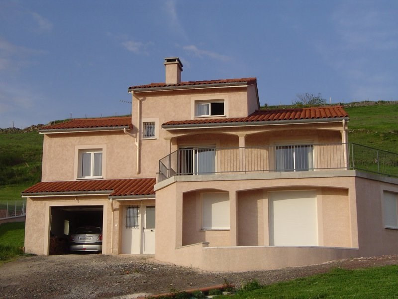 Sale house / villa Le monastier sur gazeille 315000€ - Picture 1