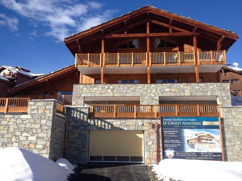 Vente de prestige appartement La rosiere 183 333€ - Photo 1