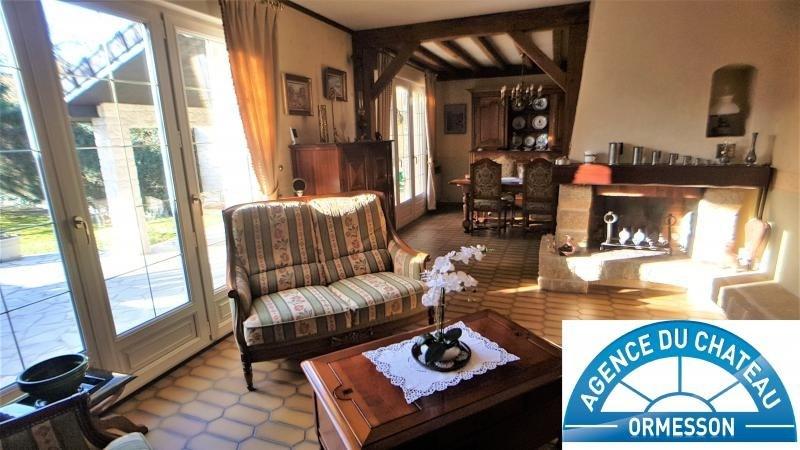 Sale house / villa Villiers sur marne 483000€ - Picture 1