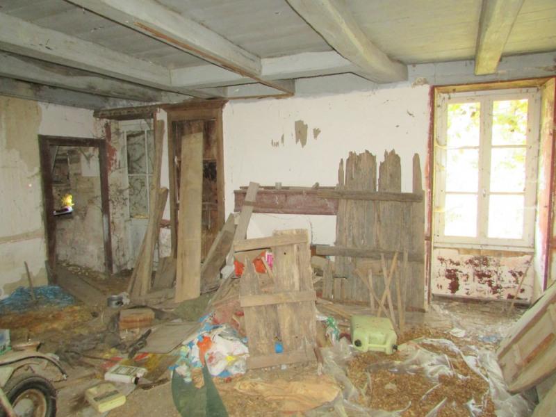 Sale apartment Tusson 39000€ - Picture 5