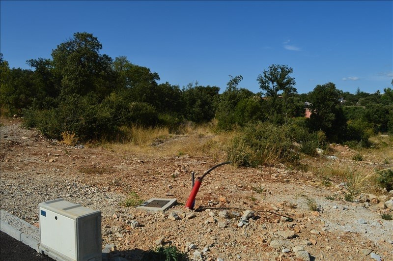 Sale site Seillons source d argens 120 000€ - Picture 1