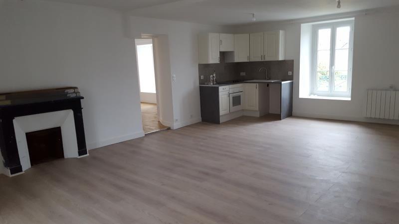 Rental apartment Quimperle 570€ CC - Picture 1