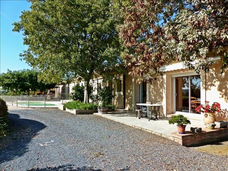 Deluxe sale house / villa Poilhes 840000€ - Picture 3