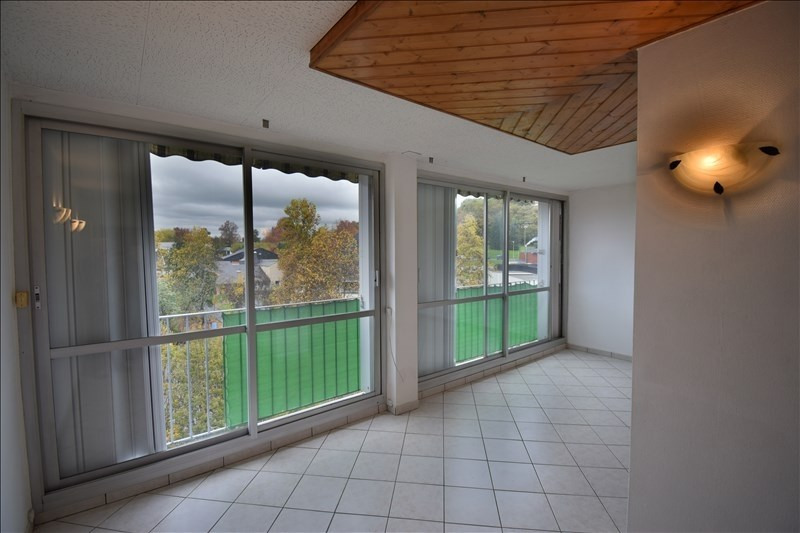 Sale apartment Mourenx 71 000€ - Picture 1