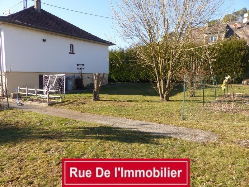 Sale house / villa Wingen-sur-moder 189 500€ - Picture 1